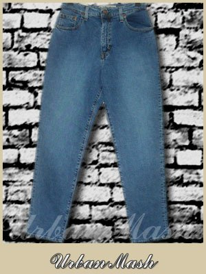 Womens GAP STRETCH Classic Jeans RELAXED Fit - Size 8A - P8ASB0003