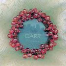 Crystal Berry Frame Carr By Burns of Boston