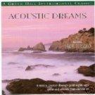 Jack Jezzro Acoustic Dreams Rare Green Hill Label CD