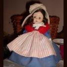 Madame Alexander Doll Belgium 1950 Vintage #562