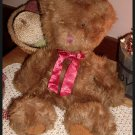 Russ Berrie Brown Wadsworth Teddy Bear