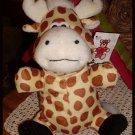 Plush Appeal Giraffe By Home Of Mardi Gras