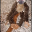 Wildlife Artists Inc 2000 Spider Monkey Brown Gray Tan White