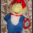 Ace Vintage Woody Woodpecker With Tags Walter Lantz Plush