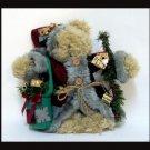World Bazaar Father Christma Teddy Bear Santa