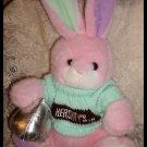 Hersheys Kiss Pink Bunny Rabbit Plush By Soft Things