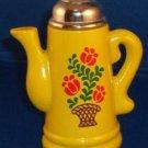 Vintage Avon Koffe Klatch Field of Flowers Bottle