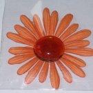 Orange & Amber Marbled Mum - Large