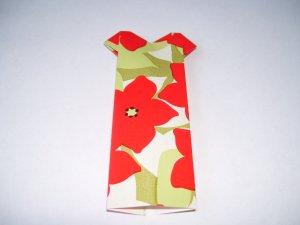 Origami Outfits � Hawaiian Mu�uMu�u - Flowered