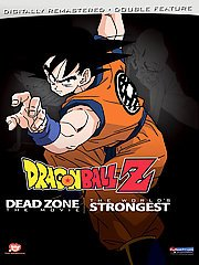 DRAGON BALL Z - DEAD ZONE/ THE WORLD'S STRONGEST (DVD)