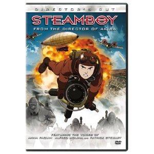 STEAMBOY Director's Cut DVD Katsuhiro Otomo Akira