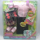 "New BFC Inck Doll Fashion Cothes ""Pretty Preppy"" for your 18"" Large BFC MGA Doll"
