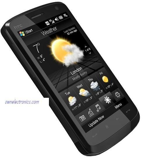 HTC Touch HD Unlocked Quad Band 3G GPS 5MP Camera GSM Pocket PC