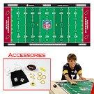 NFL® Licensed Finger Football™ Game Mat - Cardinals