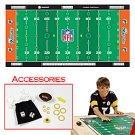 NFL® Licensed Finger Football™ Game Mat - Dolphins