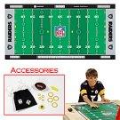 NFL® Licensed Finger Football™ Game Mat - Raiders