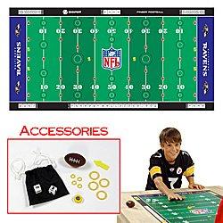 NFL® Licensed Finger Football� Game Mat - Ravens