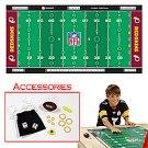 NFL® Licensed Finger Football™ Game Mat - Redskins