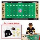 NFL® Licensed Finger Football™ Game Mat - Saints