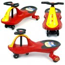 Red Kitty Wiggle Ride-on Car