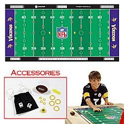 NFL® Licensed Finger Football� Game Mat - Vikings