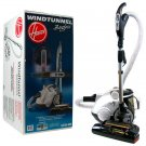 NEW Hoover WindTunnel Bagless Canister Vacuum Cleaner