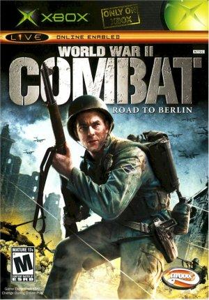 WORLD WAR II COMBAT ROAD TO BERLIN XBOX