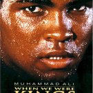 MUHAMMAD ALI - WHEN WE WERE KINGS(MOVIE)