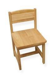 KidKraft Aspen Single Chair - Natural