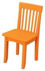 KidKraft Avalon Chair - Tangerine