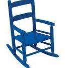 KidKraft 2-Slat Rocker - Blue