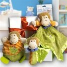 Three Little Monkeys Gift Basket