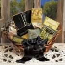 With Sympathy Gift Basket (1)
