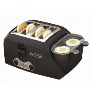 Focus Electrics B2B Egg & Muffin Toaster