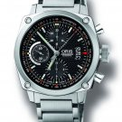 Oris Men's BC4 Chronograph Automatic Stainless Steel Watch