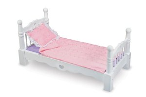 Melissa and Doug Bed Doll Furniture