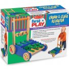 Melissa and Doug Chomp & Clack Alligator Push Toy