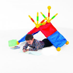 Toobeez 31 Piece TeePee Kit