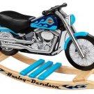 KidKraft Harley-Davidson Blue Softail Rocker