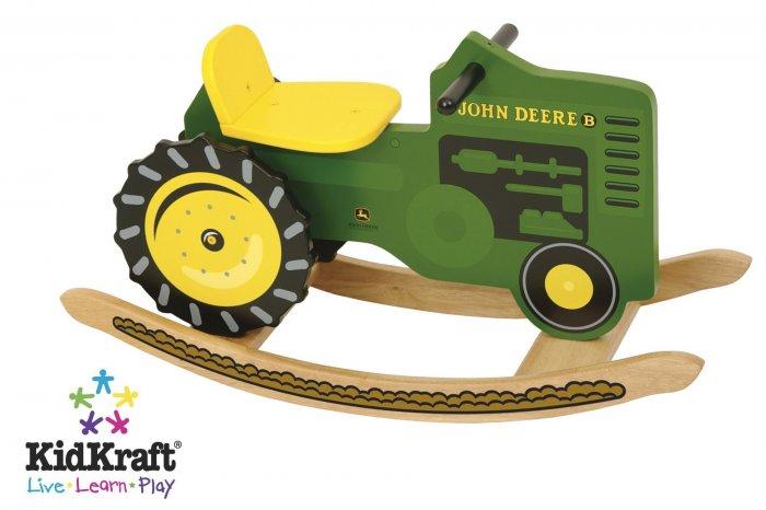 KidKraft John Deere Rocking Tractor