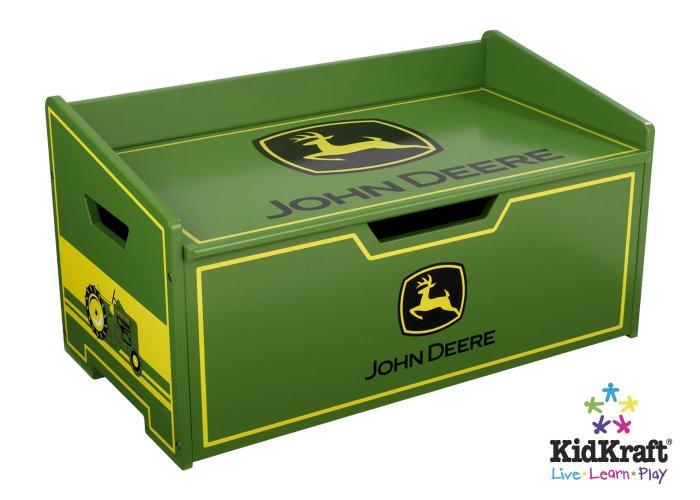 KidKraft John Deere Toy Box