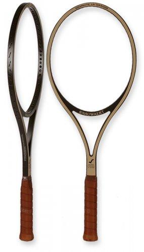 Snauwaert Graphite La Grande is a fibre composite racquet