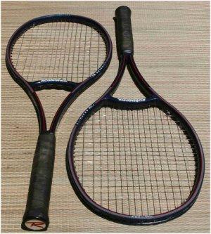 Bosworth Rossignol F-250 Racquets (1/2)