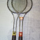 Used Wilson T2000 or T3000 metal tennis racket
