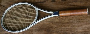 Abercrombbie & Fitch Rod Laver Graphite LTD tennis racket