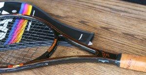 donnay CGX 25 bjorn borg graphite model tennis racket