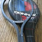 NOS new donnay 3set fiberglass tennis racket