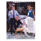 THE CAST OF DESPIERTA AMERICA got milk? Milk Mustache Magazine Ad © 2006 SPANISH TEXT