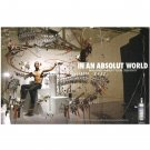IN AN ABSOLUT WORLD Vodka Magazine Ad QUARTET MACHINE 2pp