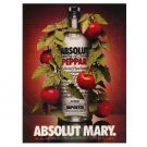 ABSOLUT MARY Vodka Magazine Ad